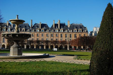 Place des Vosges - © Nick Stenning - CC-BY-SA